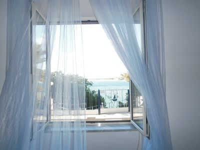 Photo for Nice apartment overlooking the sea
