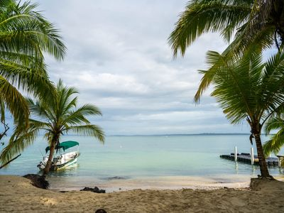 Photo for Bay Of The Floating Palms - Studio Apartment