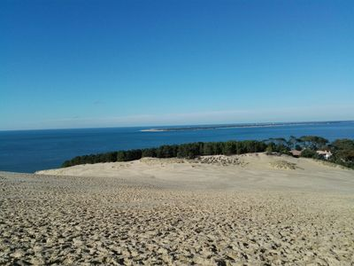 Photo for T2 WITH TERRACE ARCACHON BEACH ALL COMMERCE NEARBY