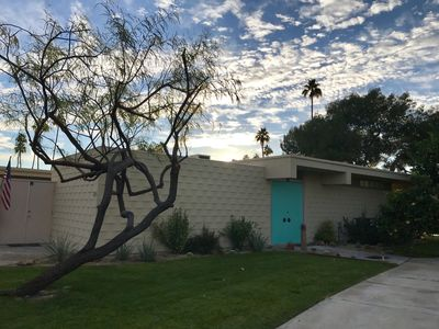 Photo for Palm Springs - 3 Bedroom MID -CENTURY Seven Lakes CC