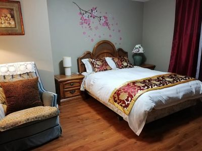 Photo for private spacious and cozy room(white Rock surrey)
