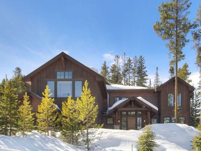 Photo for Ski Hill Lodge - 2 blocks to Skiing - Luxury Lodging - Shuttle To Town - Hot Tub