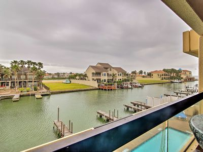 Photo for NEW-South Padre Island Condo w/Pool, Walk to Beach