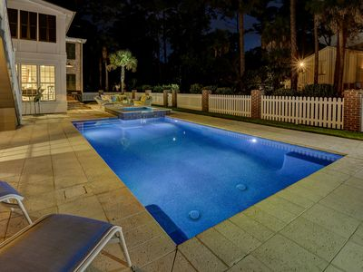 Photo for Premium Luxury Five Bedroom 4th Row Ocean Home with a Private Pool & Spa