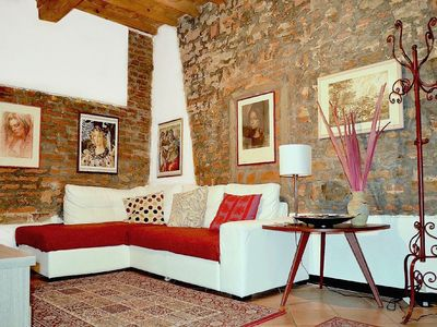 Photo for The best Florentine Apartment a few steps from Palace Pitti and Ponte Vecchio