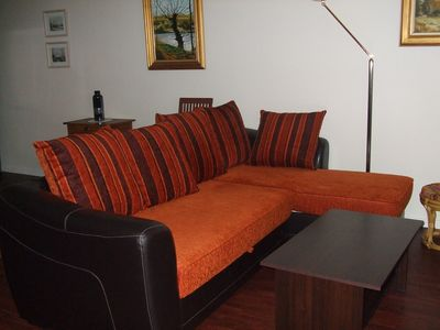 Photo for rent apartment 62 m². first floor . Private parking. cellar in the basement.