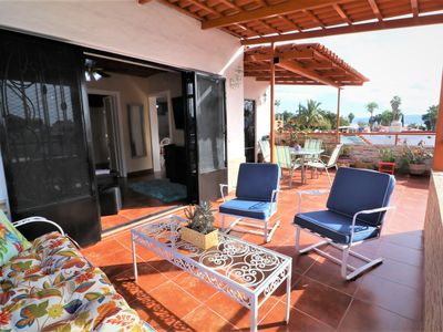 Photo for Great Views & Amenities in the best location in Chapala!