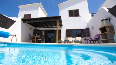 Photo for Casa Eila is situated in a new development close to the beautiful Marina Rubicon