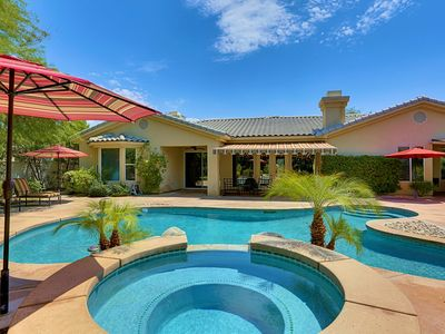 Photo for Rancho Mirage. The Morning Glory Estate, near golf and tennis.