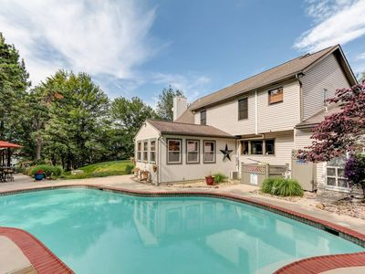 Family Paradise in the heart of Poconos with Pool