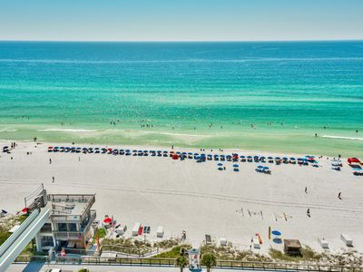 Photo for SALE  $135/N 4/21-4/30! Enjoy our Heated Pool! 1 Bdrm Studio! Gulf View!