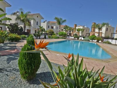 Photo for VILLA AMARA - 3 BED VILLA  WITH SHARED POOL - AYIA THEKLA