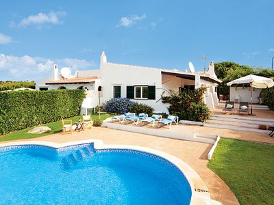 Photo for Lovely 3 bed villa in a convenient yet quiet coastal location, for a relaxing holiday