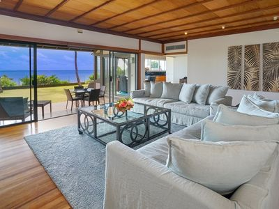 Photo for Beachfront | Contemporary | Hot Tub | AC | Honolulu | $8k Monthly Rate