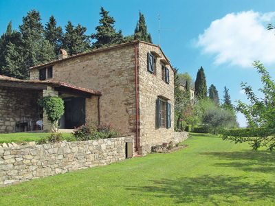 Photo for Vacation home Borgo Montecastelli (CTC220) in Castellina in Chianti - 4 persons, 2 bedrooms