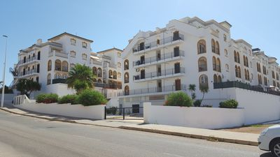 Photo for Holiday apt in popular family complex in La Zenia walking distance to beach