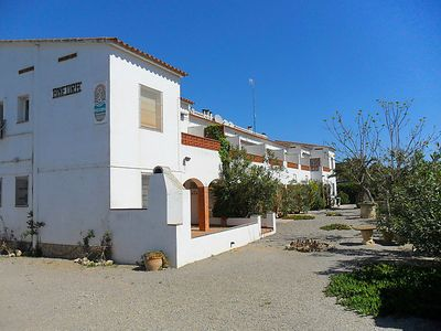 Photo for Apartment Anfora 9 in L'Escala - 2 persons, 1 bedrooms