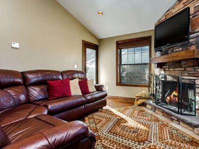 Photo for Newly Renovated 1BR/2BA Park City Condo – 300 Yards to Lifts, Near Golf