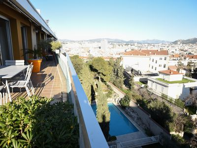 Photo for 3BR Apartment Vacation Rental in Marseille