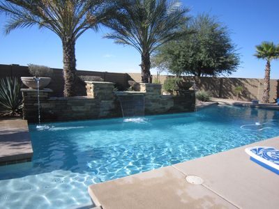 Largest Pool in a residential property!