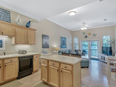 Photo for Seagrove is Waiting For You! Relax in this Recently Updated Condo. Sleeps 8!