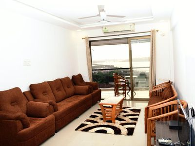 Photo for 3 BHK APARTMENT WITH RIVER VIEW