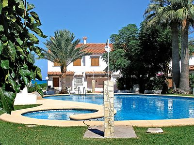 Photo for Vacation home Mimosa I  in Dénia, Costa Blanca - 4 persons, 2 bedrooms