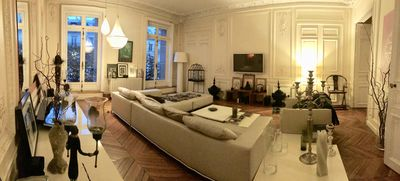 Photo for Stylish 3,230 ft, 4 bd/3.5 ba, The Most Central of Paris (Louvre-Palais Royal)