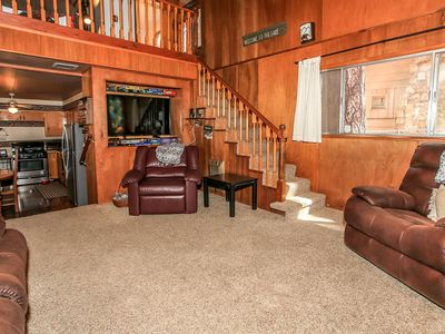 Photo for House in Big Bear Lake with Parking, Internet (983599)
