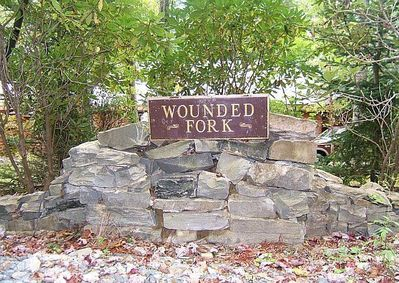 Wounded Fork in Boone, NC