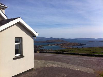 Photo for Harbour View Apartments - Spectacular Sea Views - Close to Derrynane Beach