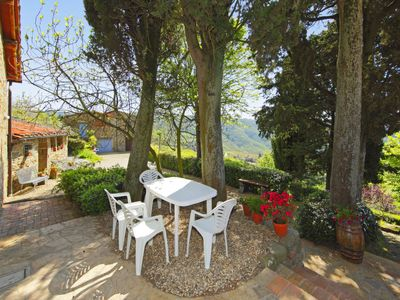 Photo for Apartment Geranio in Greve in Chianti - 5 persons, 2 bedrooms