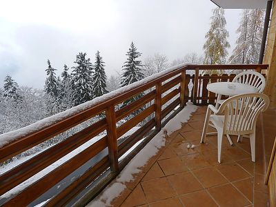 Photo for 2 bedroom Apartment, sleeps 6 in Villars-sur-Ollon with Pool and WiFi