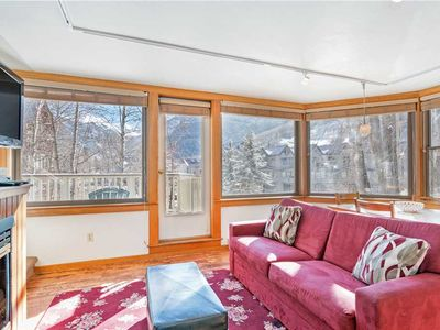 Photo for Cozy Condo With Views, Great Location in Town