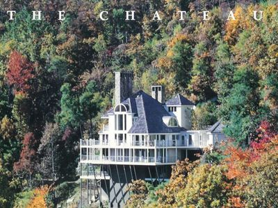 Photo for Majestic Mountain Chateau with 20 mile view