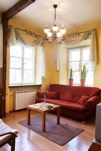 Photo for Piwna Amber apartment in Stare Miasto with WiFi.