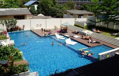 Photo for Tira Tirra - Top Floor Hua Hin City Condo Close to Night Market
