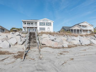 Photo for *Prime Dates Newly Opened* Oceanfront Home with Gourmet Kitchen & Elevator - Perfect for Large G