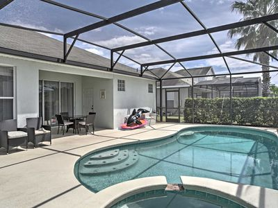 Photo for Minnie's Florida Villa - 10 Minutes from Disney!