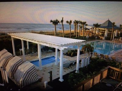 Photo for OCEANFRONT CONDO at the MARRIOTT SURFWATCH RESORT, HILTON HEAD ISLAND, SC