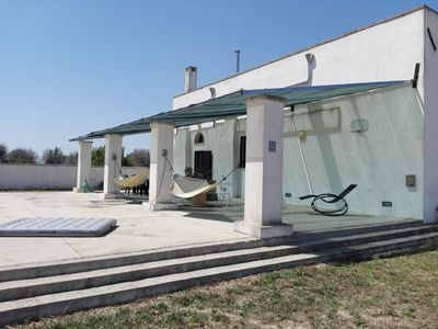 Photo for villa in the countryside with olive grove