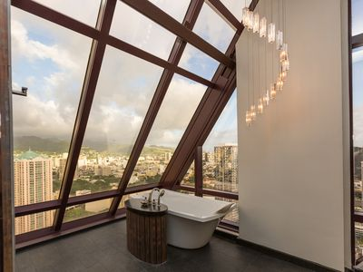 Photo for Luxury Penthouse Overlooking the Ocean and City
