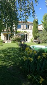 Photo for House Aix en Provence View St Victoire Calm absolute near village Puyricard