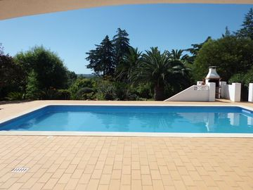 Villa with Private Pool, Air Con, Superb Garden And Country Views