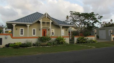 Photo for Elysian: 3BR Villa with pool in peaceful and secure gated complex near beaches