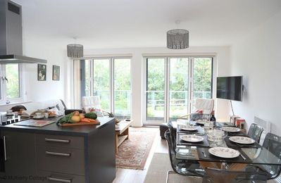 Photo for Riverside Apartment -  a cottage that sleeps 4 guests  in 2 bedrooms