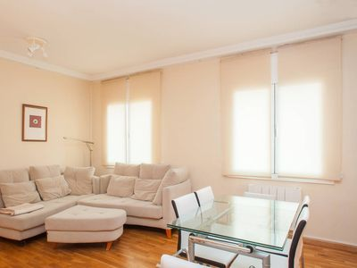 Photo for Very bright apartment - 2 bedrooms