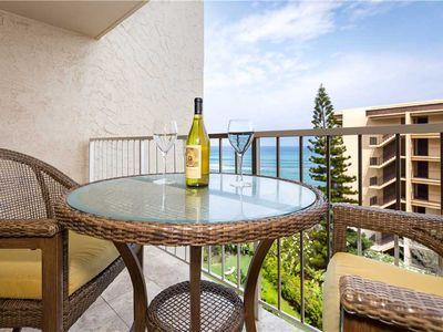 Photo for $99 Summer Steal!  Valid 07/17-08/31! Royal Kahana Oceanview! Ideally Located!