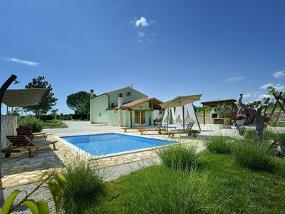Photo for Holiday house Svetvinčenat for 4 - 7 persons with 2 bedrooms - Holiday house