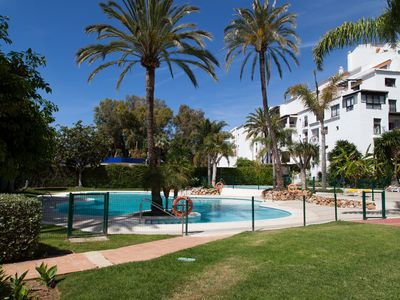 Photo for SEPTEMBER special offer in Puerto Banus. Totally refurbished